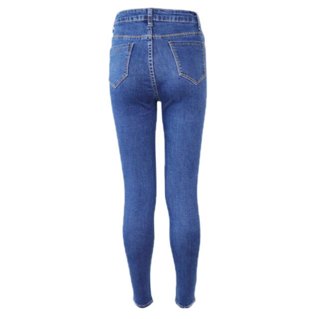 Women's Skinny High Waist Jeans