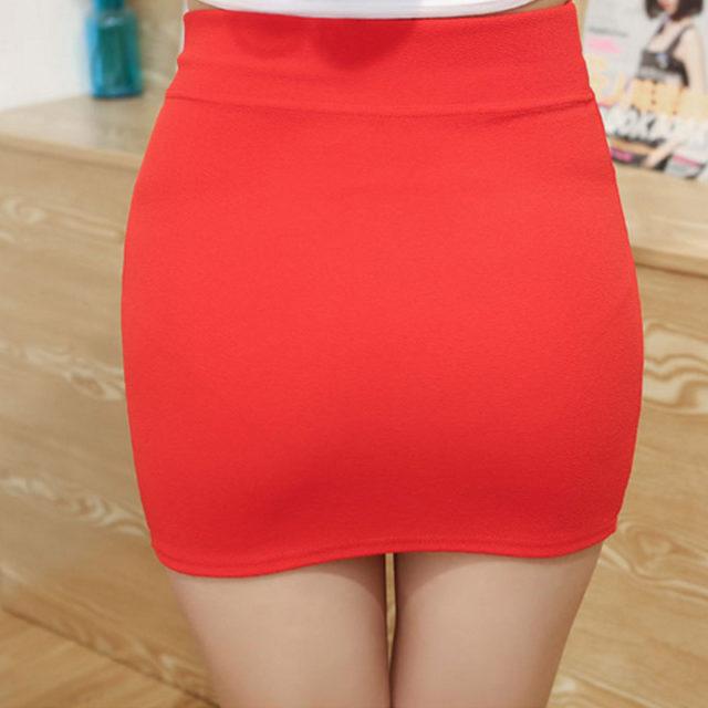 Women's Casual Mini Skirt