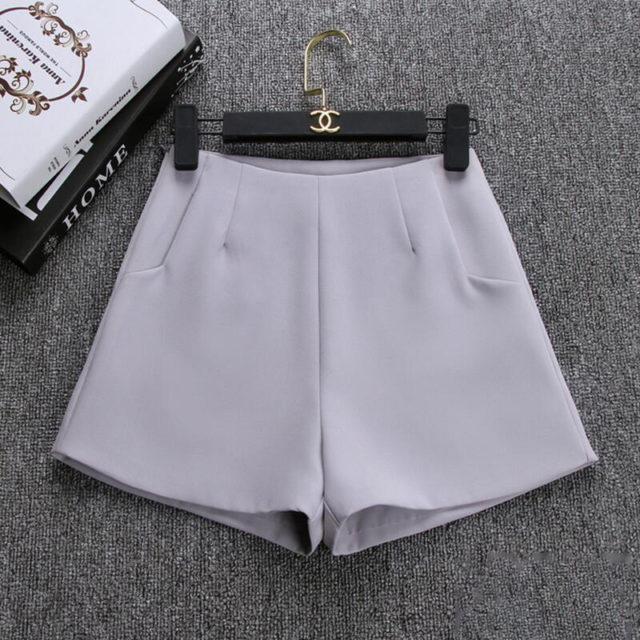 Women's Office High Waist Shorts