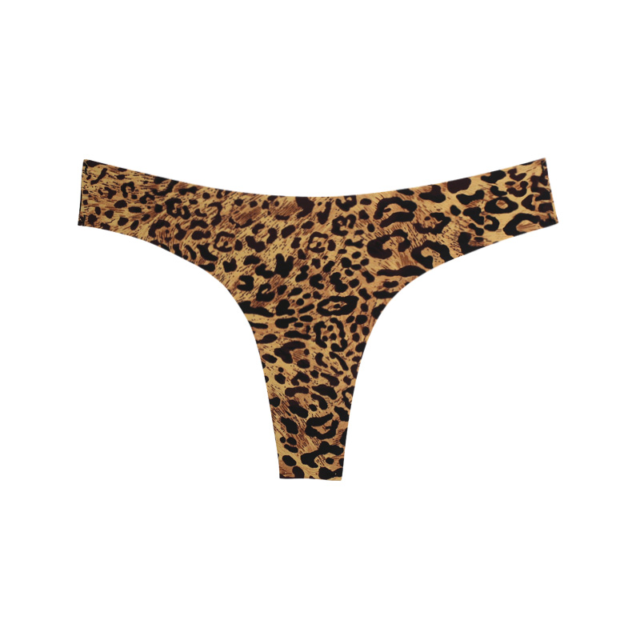 Women's Seamless Tanga Panties