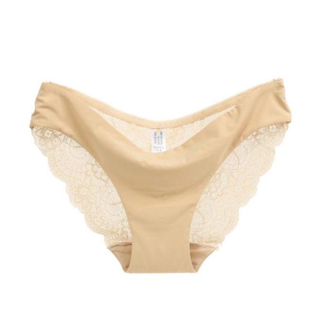 Women's Cotton Lace Panties
