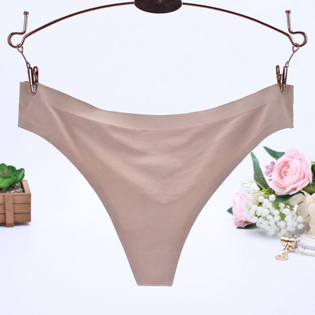 Women's Seamless G-String Panties