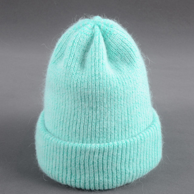 Soft Knitted Winter Hat