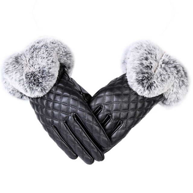 Women's Elegant Winter Gloves