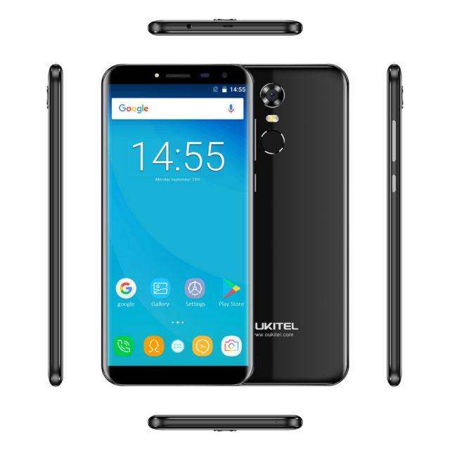 5.5″ HD Screen Mobile Phone 2GB RAM
