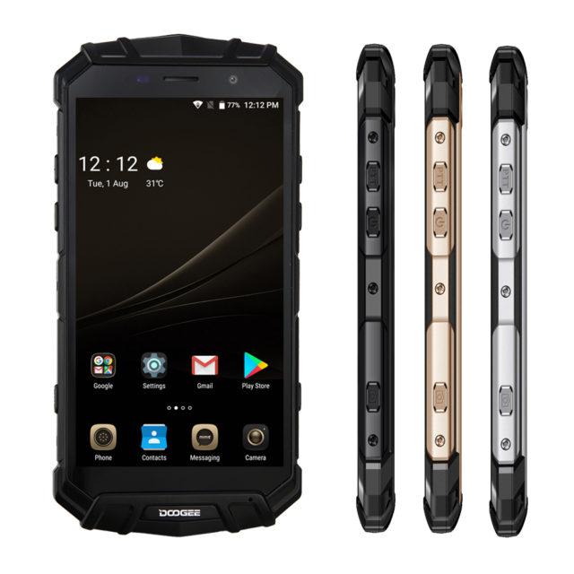 Waterproof Shockproof Smartphone