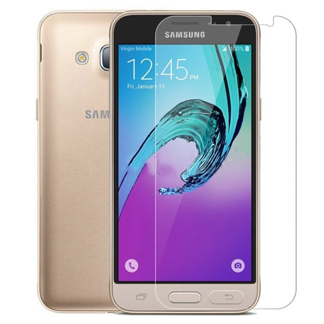 Ultra-thin 0.26 mm Tempered Glass Film for SamsungGalaxy J3
