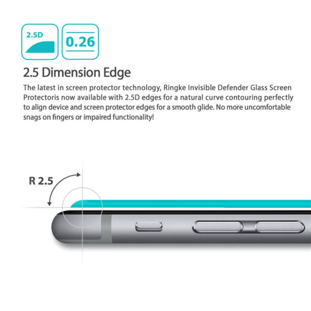 Anti-Explosion Screen Protector For Sony Xperia E5