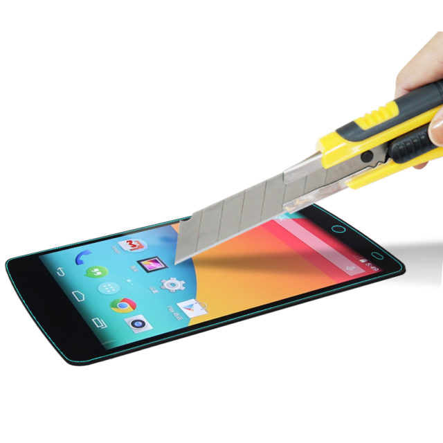 2.5D Ultrathin Tempered Glass Film for Google Nexus 5