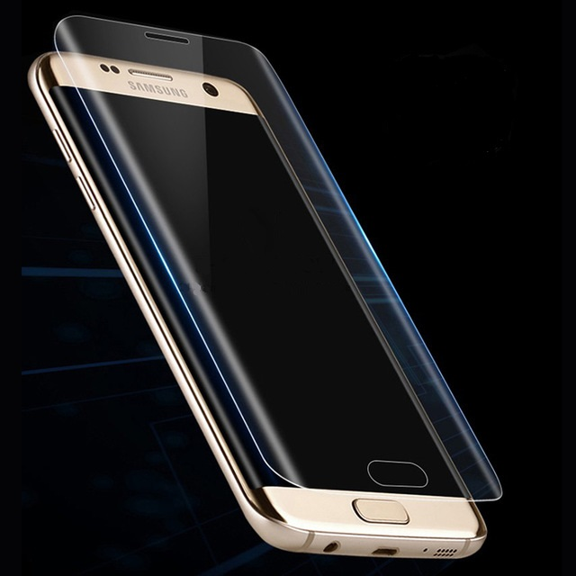Durable Ultrathin Shatterproof Anti-Scratch Screen Protector for Samsung