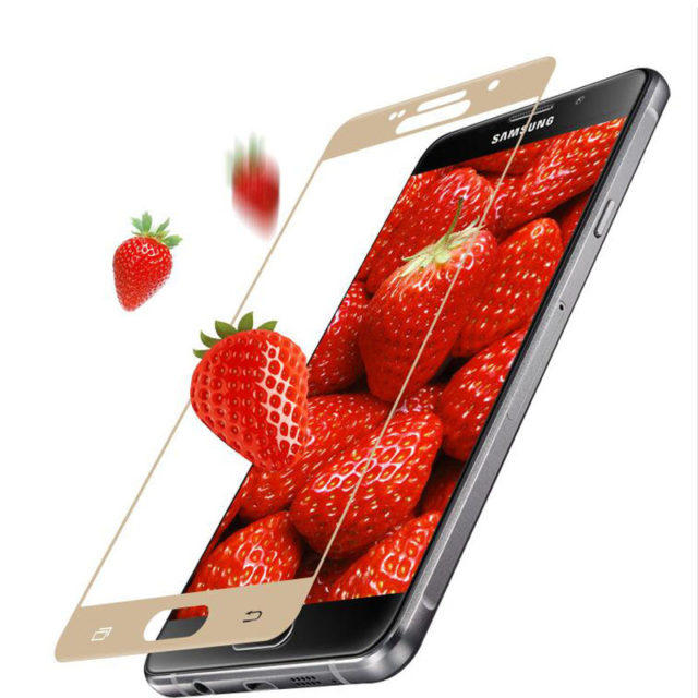 Durable Ultrathin Shatterproof Protective Film for Samsung