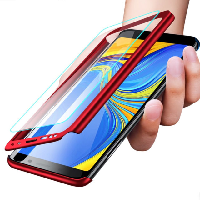 Full Protective Phone Case for Samsung Galaxy