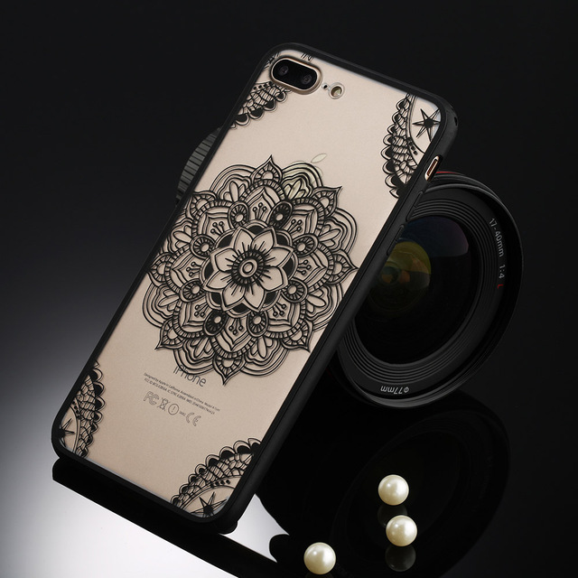 Indian Mandala Phone Case for iPhone