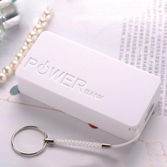 Travel 5600 mAh Battery Power Bank