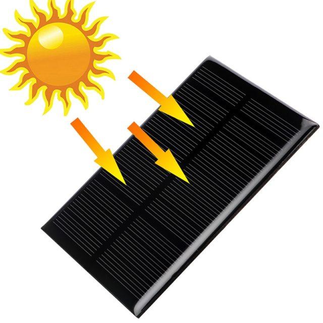Super Thin Solar Power Panel