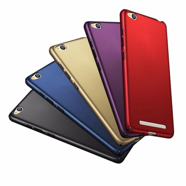 Ultra Thin Protective Matte Case for Xiaomi Redmi