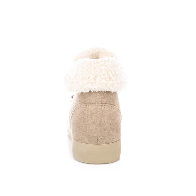 Winter Comfortable Warm Plush Women's Snow Boots
