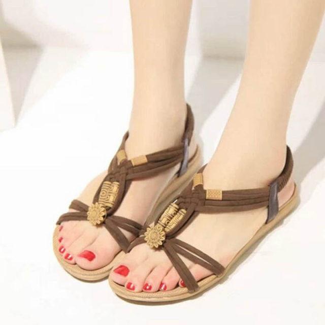 Stylish Comfortable Beach Sandals