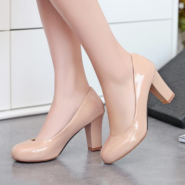Fashion High Heel Pumps