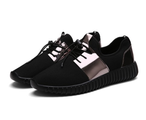 Women's Metallic Sport Shoes