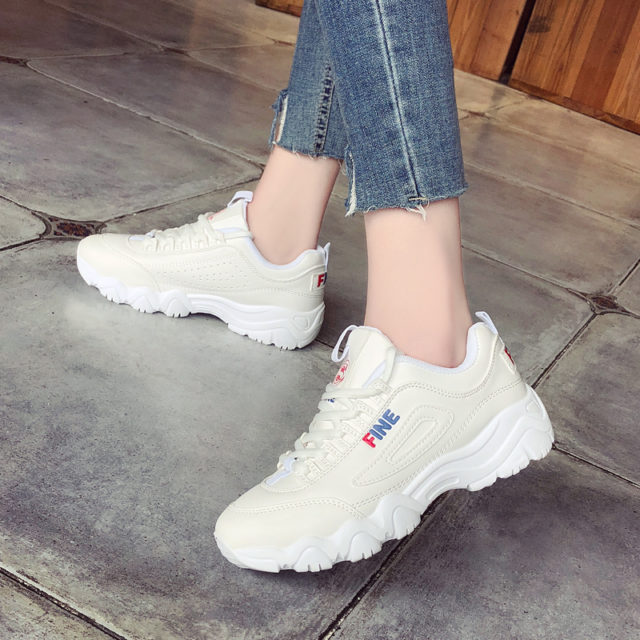 Woman's Comfortable Breathable Sport Shoes