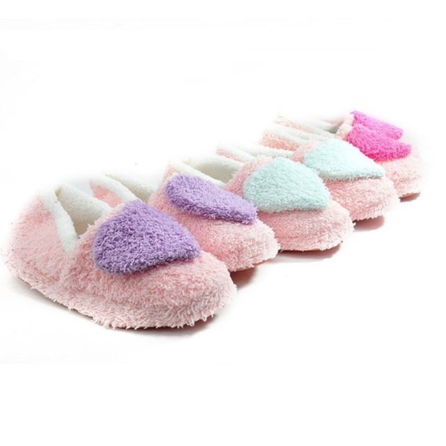 Lovely Ladie`s Soft Slippers