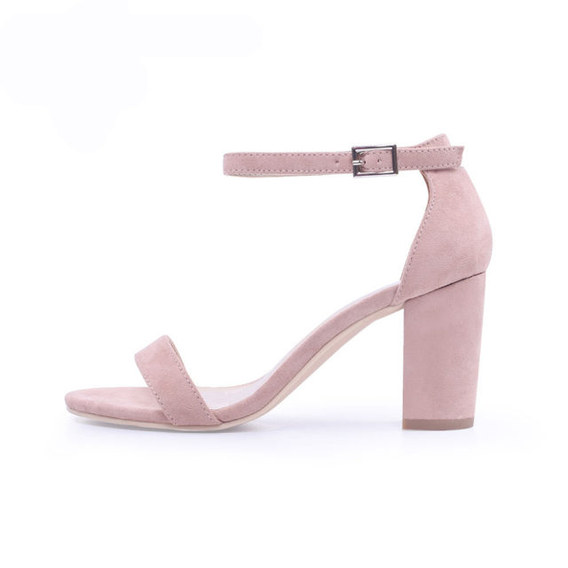 Ankle Strap Heels Shoes for Women