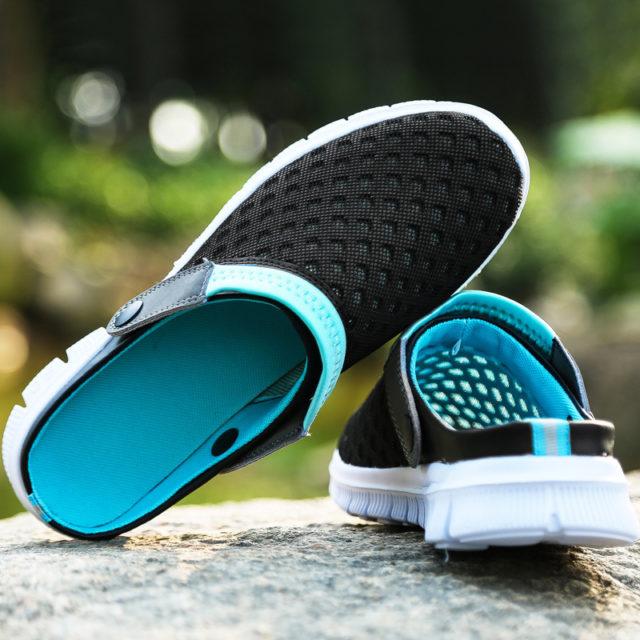 Summer Casual Unisex Mesh Flip Flops
