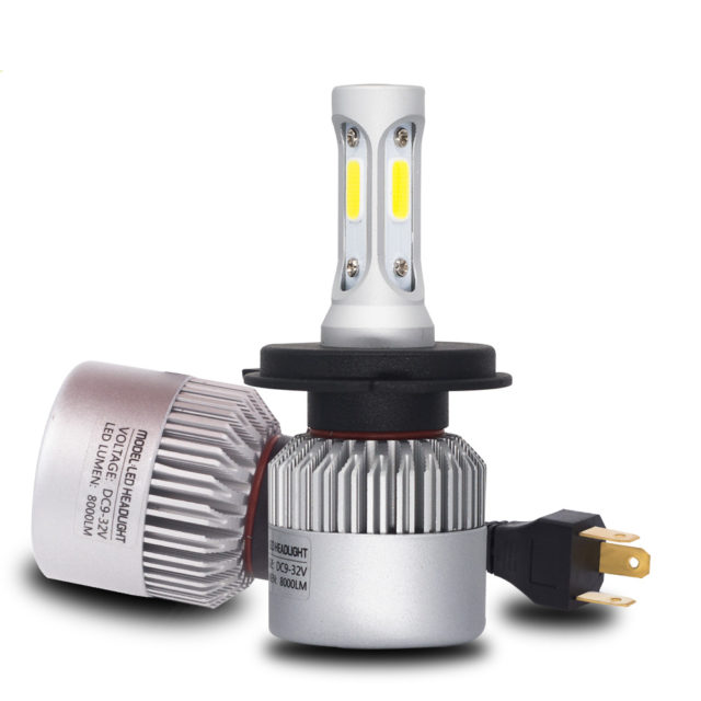 4000 Lumens Headlamp Bulb for Car