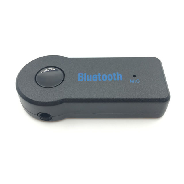 Stereo 3.5 mm Wireless Receiver