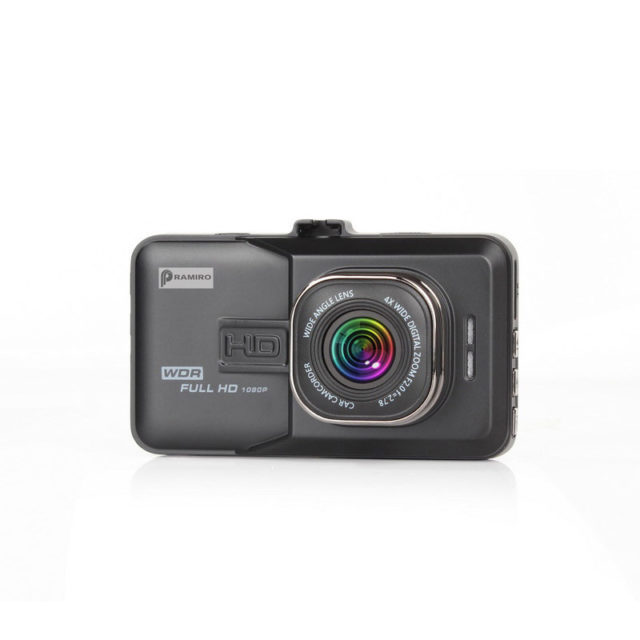1080P Full HD 3.0″ Dash Camera 170°