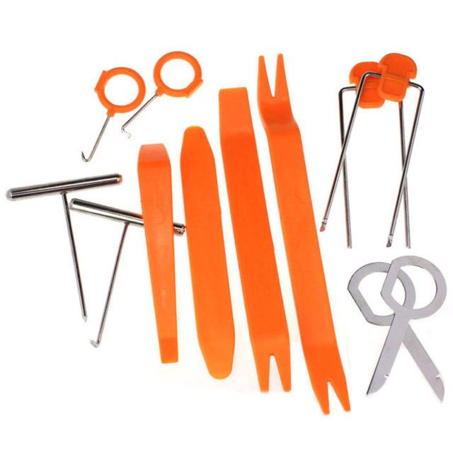 Car Dash Panel Removing Tools Kit