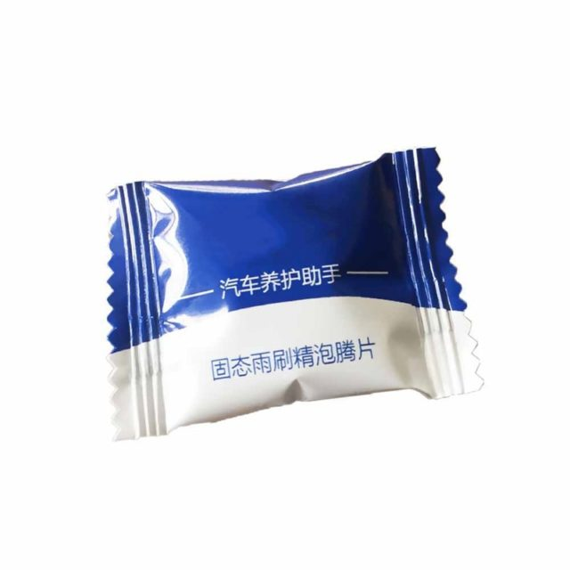 Car Windshield Concentrated Effervescent Cleaning Tablets