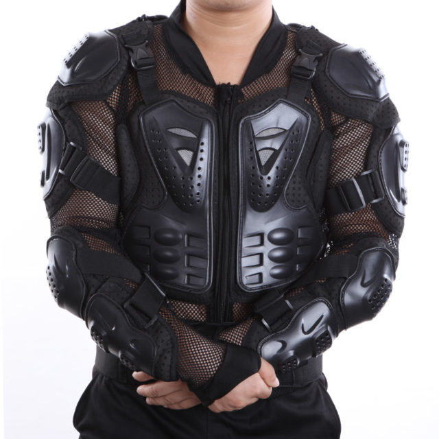 Protective Armor Motorcycle Jacket