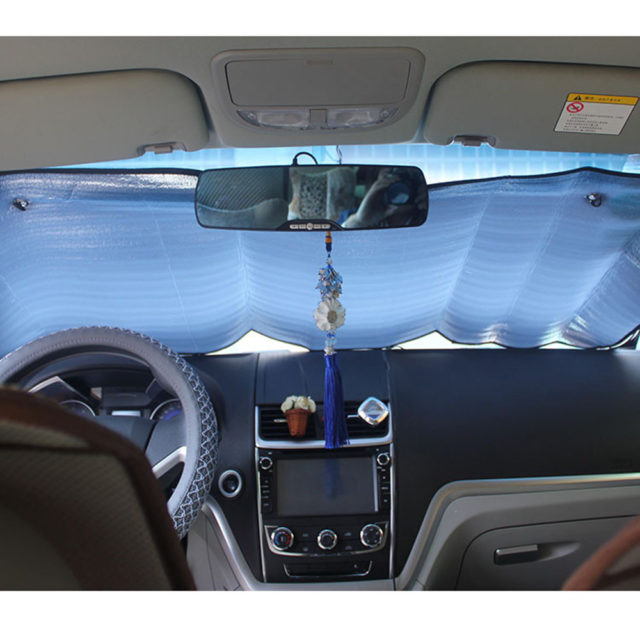 Universal Foldable Car Windshield Sun Protection Cover