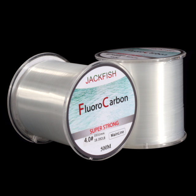 Super Strong Fluorocarbon Fishing Lines