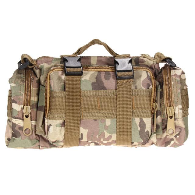 Waterproof Tactical Waist Bag
