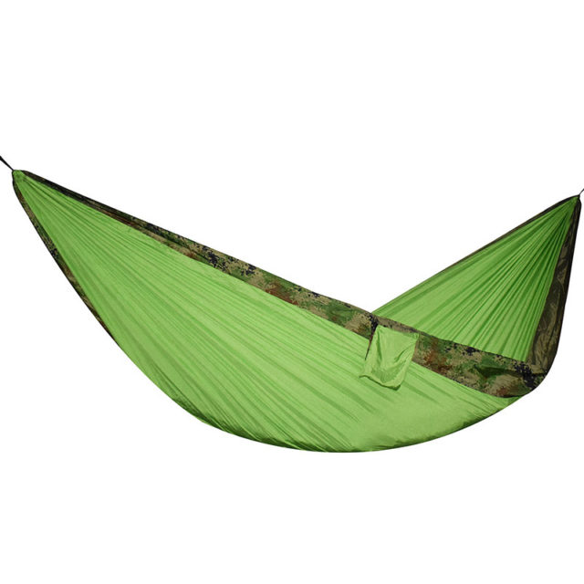 Portable 2 Person Hammock for Camping and Relaxation