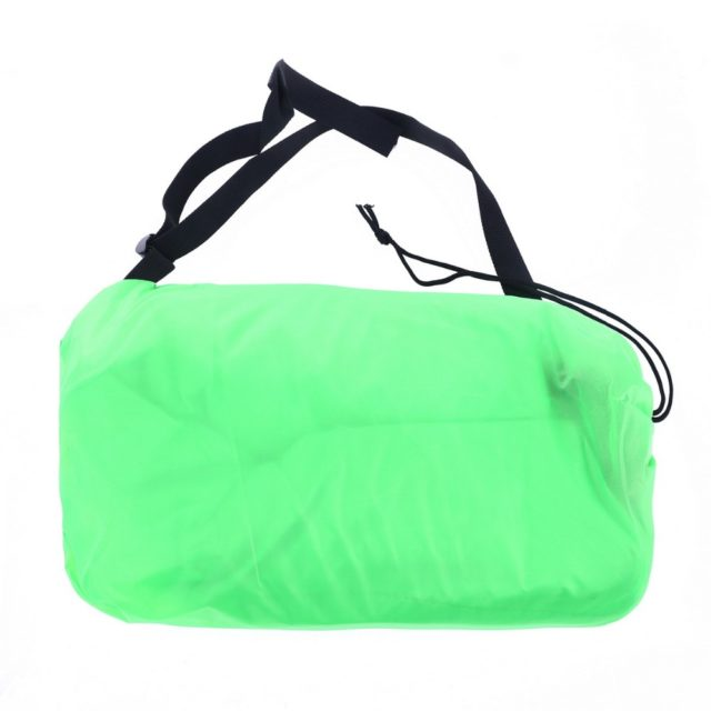 Portable Inflatable Sleeping Bag for Camping