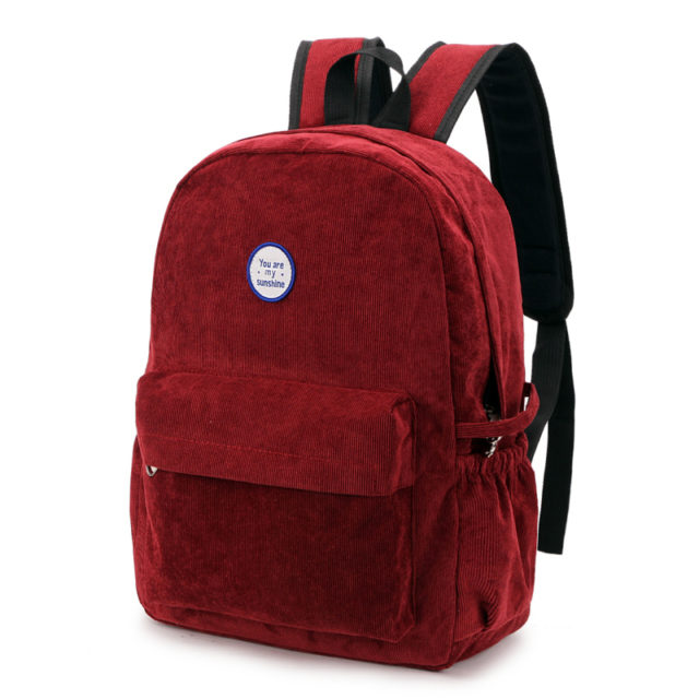 Soft Retro Backpack
