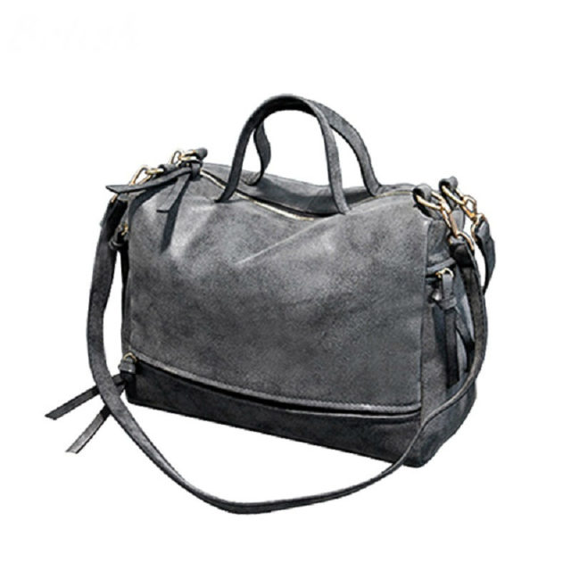 Fashion Casual Compact Leather Women's Shoulder Bag