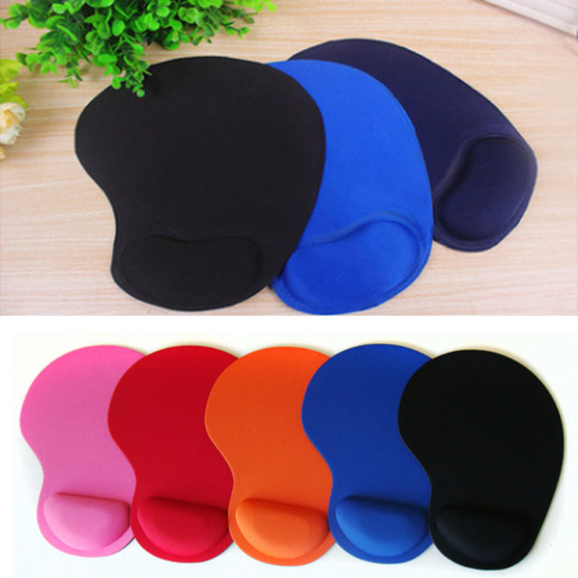 Supporting Wrist Comfort Mouse Pad