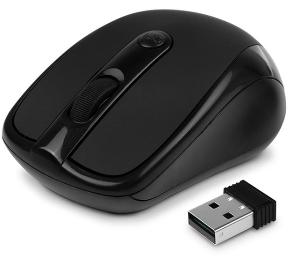 Portable Optical Wireless Mouse