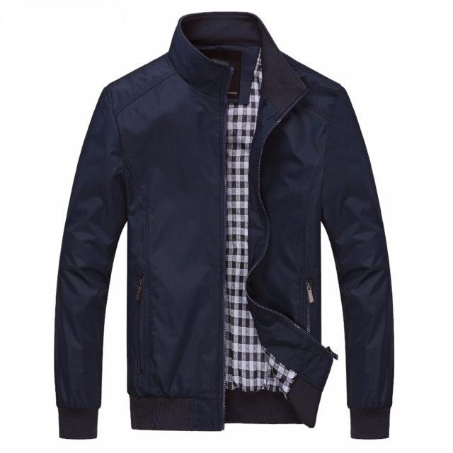 Men's Casual Windproof Jacket