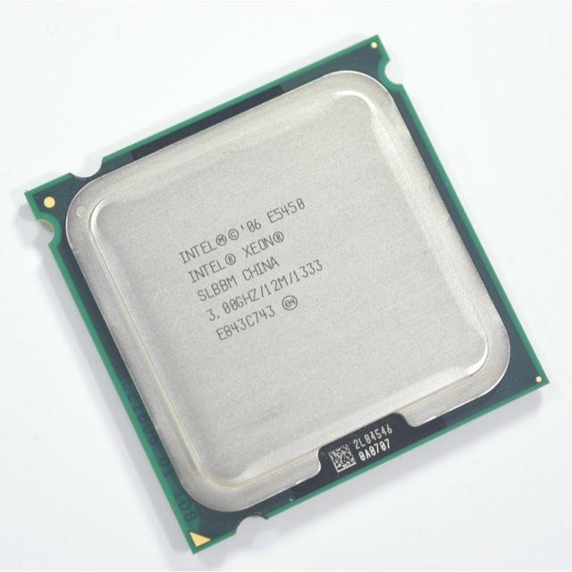 Quad Core 3.0 GHz Computer Processor