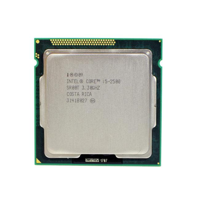 Intel Core i5 2500 3.3GHz