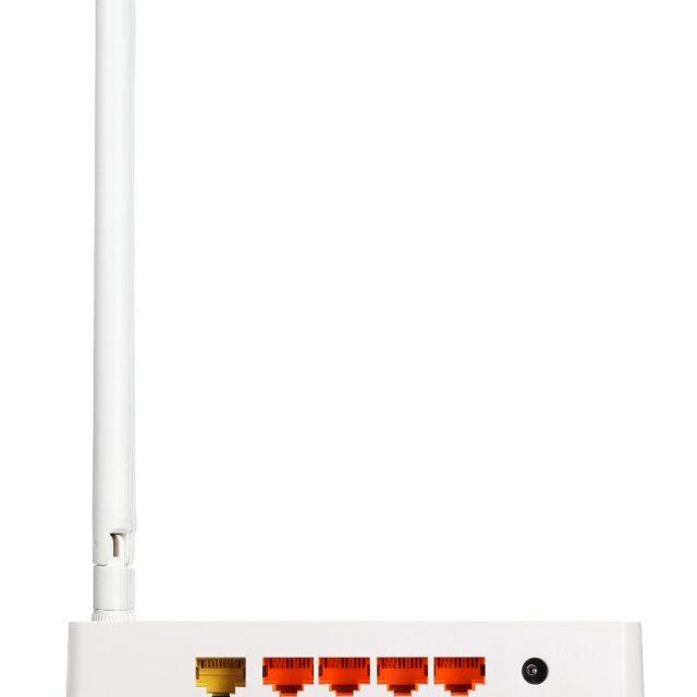 Three Antennas Wi-Fi Router