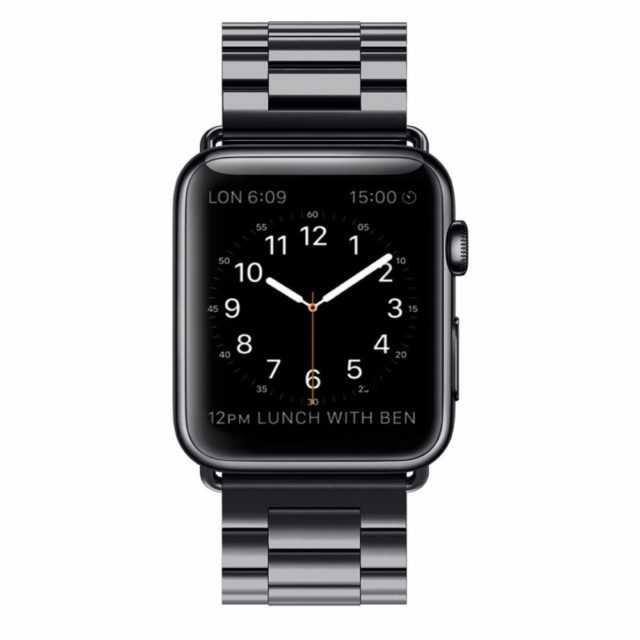 Stainless Steel Link Band for Apple Watch