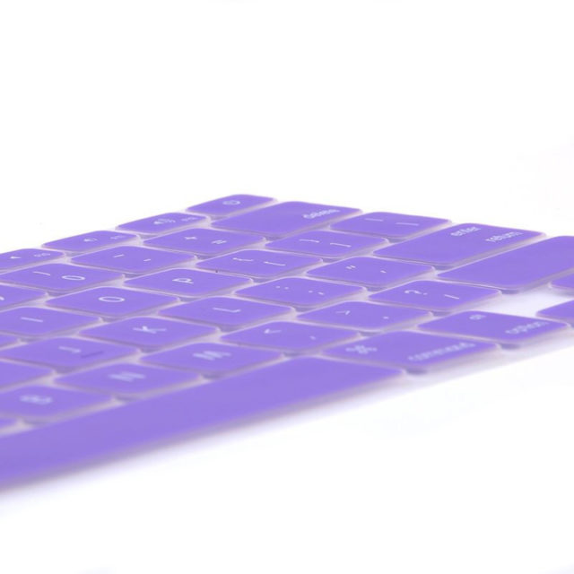 Silicone Keyboard Cover for Apple Macbook