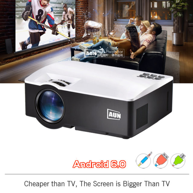 Full HD Projector for Home Theater